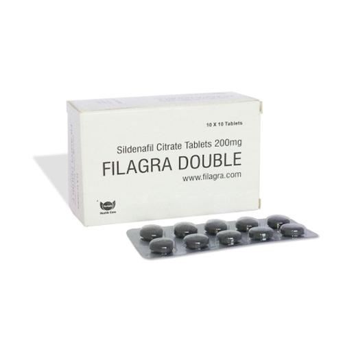 Filagra Double 200Mg