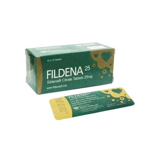 Fildena 25Mg