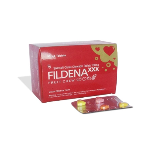 Fildena Chewable