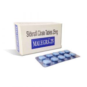 Malegra 25Mg