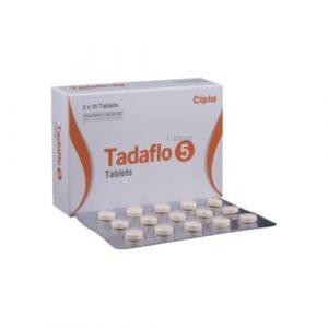 Tadaflo 5Mg