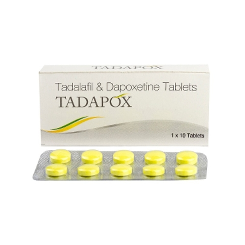 Tadapox Tablet