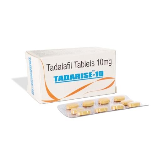 Tadarise 10Mg