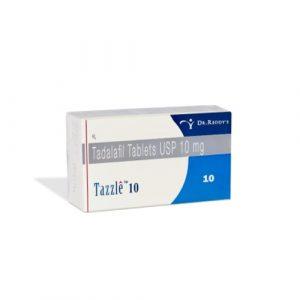 Tazzle 10Mg