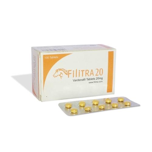Buy Filitra Tablet