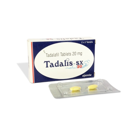 Buy Tadalis Tablet