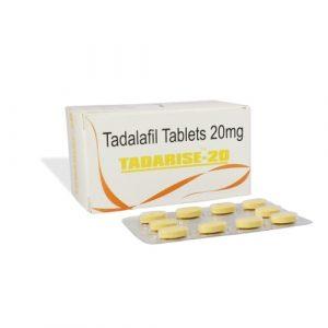 Buy Tadarise Tablet