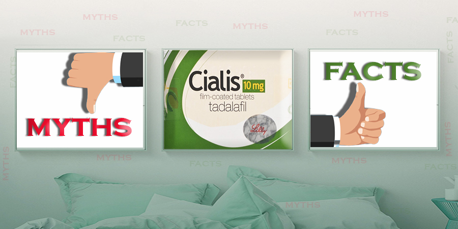 Myths and Facts on Generic Cialis