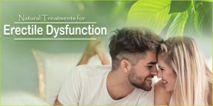 9 Natural Treatments for Erectile Dysfunction